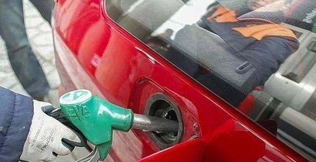 gasolinera conductores